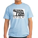 She-Wolf SPQR T-Shirt