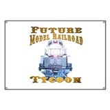 Future Model Railroad Tycoon Banner