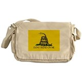 Dont Tread on Me Messenger Bag