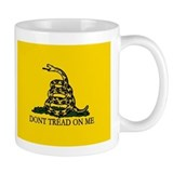 Dont Tread on Me  Tasse