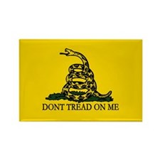 Dont Tread on Me Rectangle Magnet (100 pack)