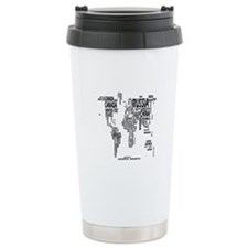 The World Ceramic Travel Mug