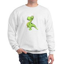 Puff The Magic Dragon - Green Sweatshirt