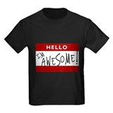 Hello - I'm Awesome! T