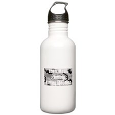 Zombie Killing Machine Water Bottle
