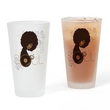 Soul III Drinking Glass