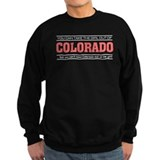'Girl From Colorado' Sweatshirt