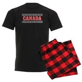 'Girl From Canada' pajamas