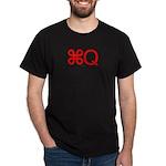 Command-Q shirt