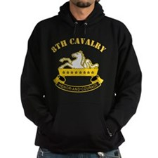 8th Cavalry Division Hoodie
