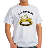8th Cavalry Division T-Shirt