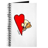 Golden Retriever Lover Journal
