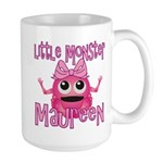Little Monster Maureen Large Mug