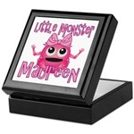 Little Monster Maureen Keepsake Box