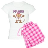 Little Monkey Meghan pajamas