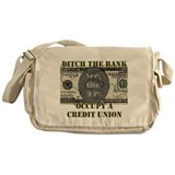 Sapiens Sapiens Occupy Credit Union Messenger Bag
