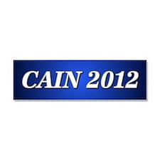 Cain 2012 Car Magnet 10 x 3
