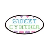 Sweet CYNTHIA Patches