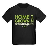 'Home Grown In Washington' T