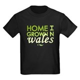 'Home Grown In Wales' T