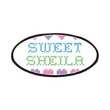Sweet SHEILA Patches
