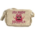 Little Monster Nichole Messenger Bag