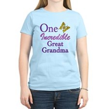 One Incredible Great Grandma T-Shirt