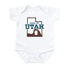 Made In Utah Infant Bodysuit
