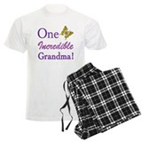 One Incredible Grandma Pajamas