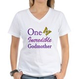 One Incredible Godmother Shirt