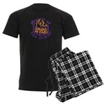 DRUMS ON FIRE™ Men's Dark Pajamas