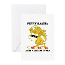 DUI-PENNSYLVANIA ANG WITH TEXT Greeting Cards (Pk