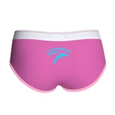 I'd rather be diving ! Women's Boy Brief