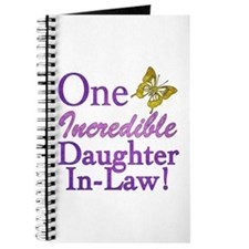 One Incredible Daughter-In-Law Journal