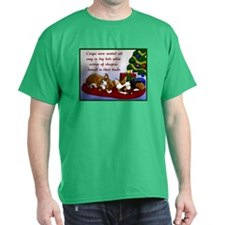 Christmas Corgis T-Shirt