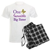 One Incredible Big Sister Pajamas