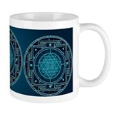 Starry Sky Yantra Small Mug