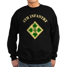 4th Infantry Division Sweatshirt