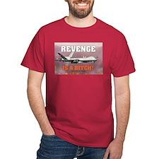 Mil 16 Battle Reaper-1 copy T-Shirt