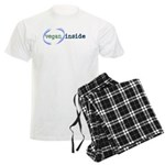 Vegan Inside Men's Light Pajamas