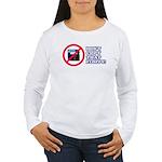 Dont copy that floppy Women's Long Sleeve T-Shirt
