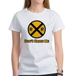 Dont cross me Women's T-Shirt