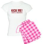 Kick Me Women's Light Pajamas