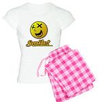 Shocking Smiley Women's Light Pajamas