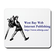 West Bay Web Mousepad