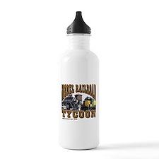 Model Railroad Tycoon Water Bottle