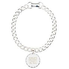World's Greatest Big Sister Charm Bracelet, One Ch