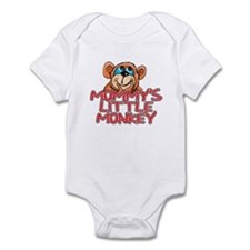 Mommy's Little Monkey Infant Creeper