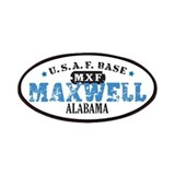 Maxwell Air Force Base Patches