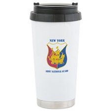 DUI-NEW YORK ANG WITH TEXT Ceramic Travel Mug